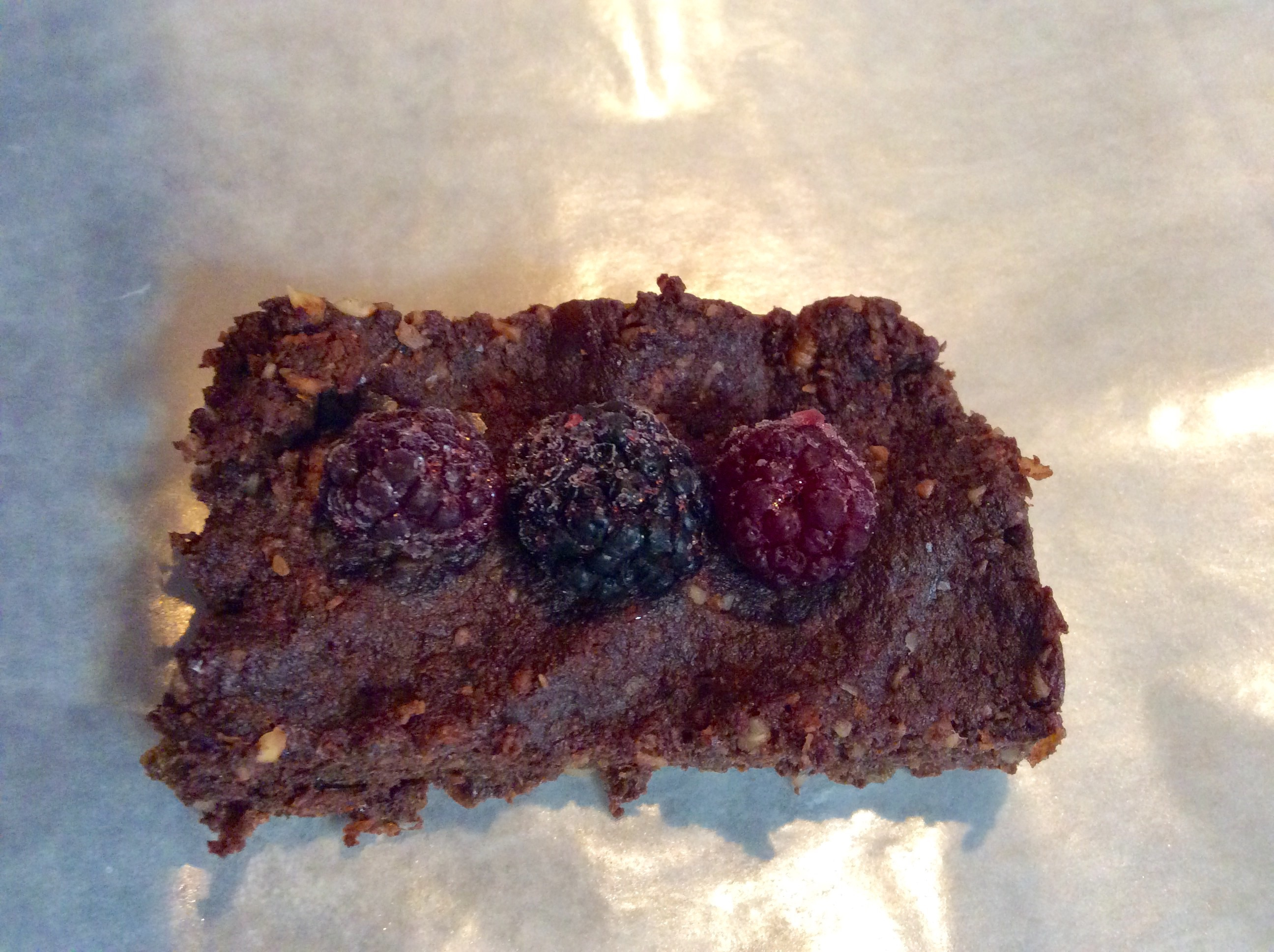 Flourless Fudgey Cake Recipe